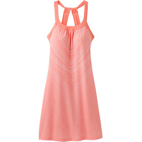 Prana Cantine Dress Dame peach synergy